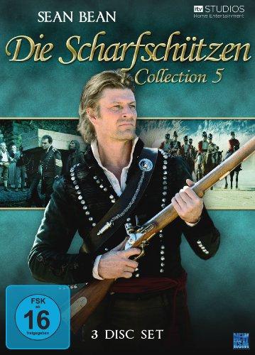 Die Scharfschützen - Collection 5 [3 DVD Set]