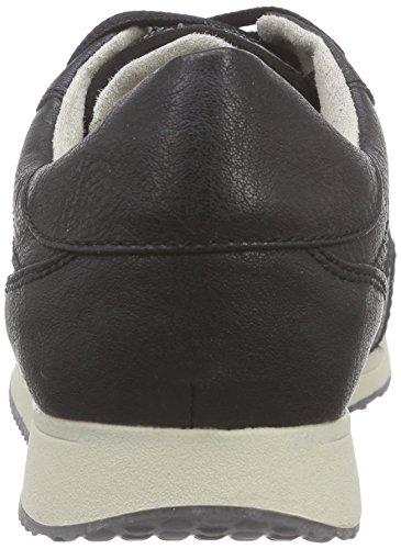 Sneaker 23601 Da Donna Tamaris Nero (nero Glam 091)