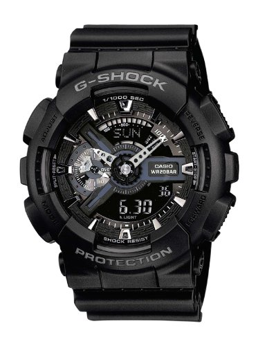 Montre Homme Casio G-Shock GA-110-1BER