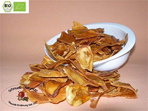 Bio Jackfrucht getrocknet ohne Zusätze 250g von Schmütz-Naturkost, Bio Trockenfrüchte