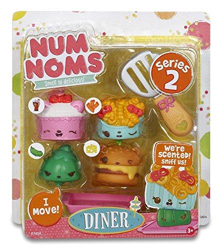 Num Noms 544142 Diner Combo, juego para cocinar
