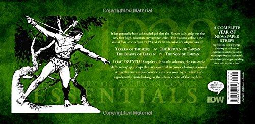 LOAC Essentials Volume 7: Tarzan The Original Dailies