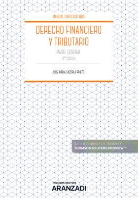 Derecho financiero y tributario (+ E-book) (Manuales)