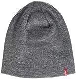 Levi's OTIS Bonnet, Gris (Regular Grey 55), S/M Homme