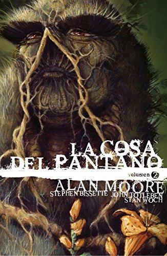 La Cosa del Pantano de Alan Moore: Edición Deluxe vol. 2 por Alan Moore