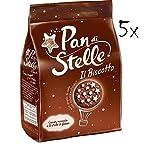 5x Mulino Bianco Kekse Pan di stelle 350g Italien biscuits cookies kuchen brioche