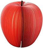 YuanFangYuan Red Apple Fruit Note Pad