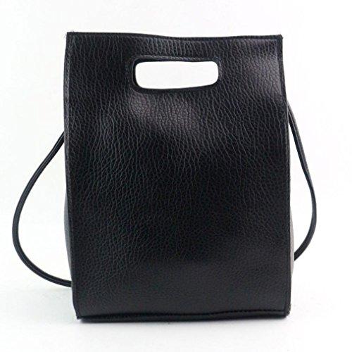 Frauen Handtasche, brezeh Fashion Bags Schultertasche große Tragetasche Damen Geldbörse (Schulter Handtasche Handle)
