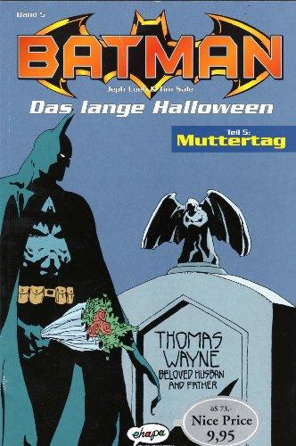 Batman Joseph Loeb: Das lange Halloween Comic Prestige # 5 - Ehapa Verlag (DC Comics) (Loeb Lange Halloween)