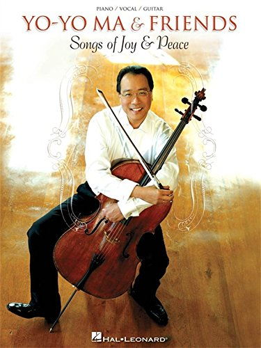 Yo-Yo Ma & Friends: Songs Of Joy & Peace. For Cello, Begleitung von Klavier (Light Reel Christmas)