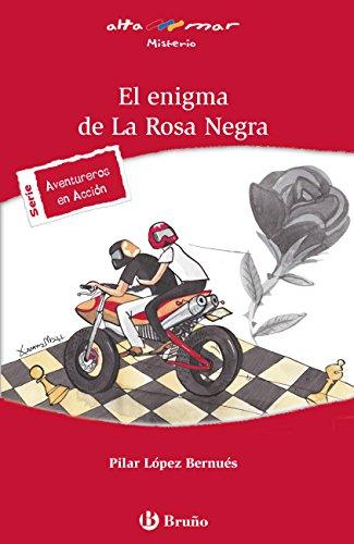El enigma de La Rosa Negra (ebook) (Castellano - A Partir De 12 Años - Altamar) por Pilar López Bernués