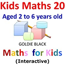 Kids Maths 20 : Kindergarten Math for Kids (Interactive) (English Edition)