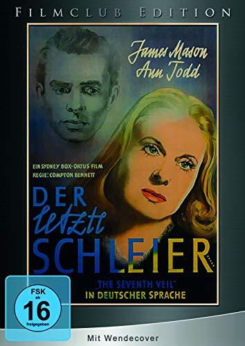 Der letzte Schleier - Limited Edition (1200) - Filmclub Edition # 54 -