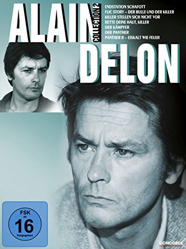 Bild von Alain Delon Collection 2 [7 DVDs]