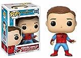 Funko13316 Marvel Spiderman Figurine de Spiderman sans Masque