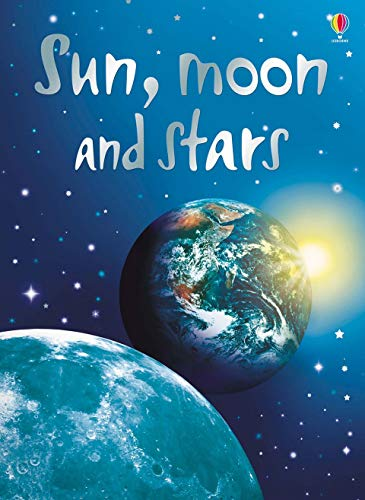 Sun, Moon and Stars (Usborne Beginners) (English Edition)