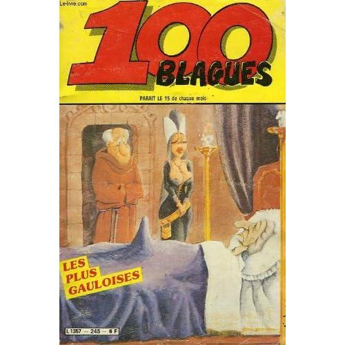 100 BLAGUES, N° 245