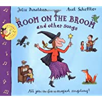 Room on the Broom and Other Songs Book and (Flessibile Broom)