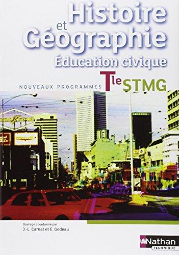 Histoire-Gographie - Education civique - Tle STMG