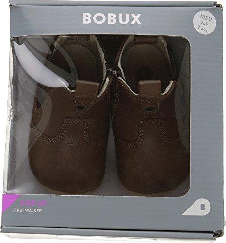 Bobux 460697, Bottines Chukka à tige courte mixte enfant Toffee