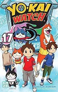 Yo-Kai Watch Edition simple Tome 17