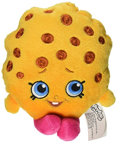 Shopkins Bean en Peluche Kooky Cookie