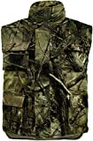 normani US Army Steppweste wattierte Allroundweste Farbe Hunting-Camo Größe XL