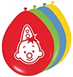 Clown Bumba, Luftballons 8 Stück