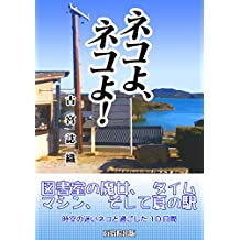 cat cat: Witch in Library Time Machine and Station in Summer (Japanese Edition)