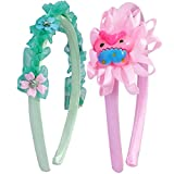 #3: SUPER DROOL FANCY GIRLS HAIR BAND COMBO (SET OF 2)
