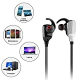 Cospor Bluetooth Headphones Wireless Stereo Sport Earbuds Noise Cancelling Sweat-proof In Ear Headset …