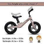 COEWSKE-12-Balance-Bike-Magnesio-Lega-No-Pedal-Walking-Balance-Training-Bicicletta-per-Bambini-e-Bambini-2-a-4-Anni
