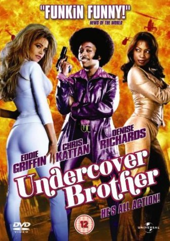Undercover Brother [DVD] [2002] by Eddie Griffin