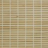 Liedeco Rollo Holz mit Seitenzug, Holzrollo für Fenster und Tür natur B 160 cm x L 170 cm