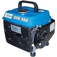 Güde 40626 Stromerzeuger GSE 950, 650/750 Watt 1 Zylinder/2-Takt-Motor 0,8kW/1 PS