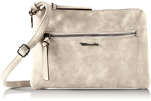 Tamaris - Twiggy Small Crossbody Bag, Borsa a tracolla Donna Sabbia