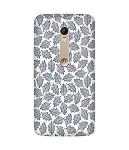 Leaves Motorola Moto X Style Case