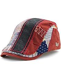 Impression 1 PCS Boinas Ocio Retro Hat Gorra de Golf Sombrero de Sol  Deporte al Aire b1f2fb05344