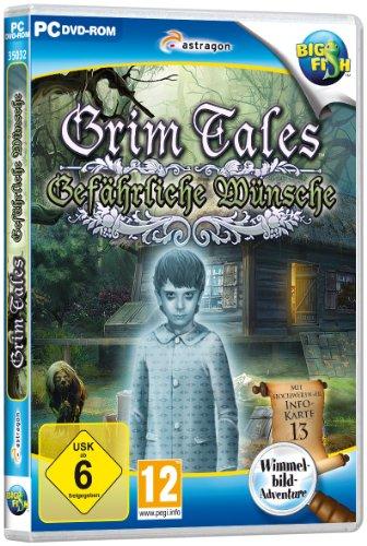 Astragon Software GmbH Grim Tales: Gefährliche Wünsche