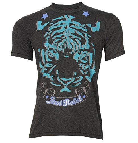 roberto-cavalli-t-shirt-imprim-mtallique-grand-logo-gris-xx-large