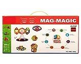 Sanyal 52 PCS Mag Magical Magnetic Building Blocks 3D Magic Play Stacking Set