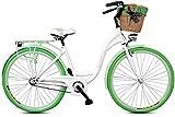 GOETZE BLUEBERRY 28″ COLOURS Grun Reifen,Fahrrad, Damen Fahrrad