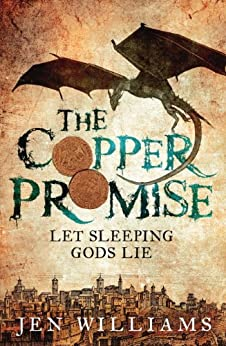 The Copper Promise (complete novel) (Copper Cat Book 1) by [Williams, Jen]