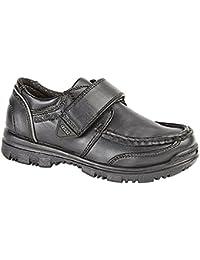 US Brass Kirk - Chaussures à scratch - Garçon QjnQw5W