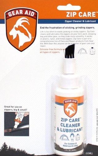 McNett Gear Aid Zip Care Reiniger und Gleitmittel