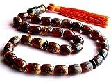 Baltischen Bernstein Gebetskette / Tesbih Islamische Gebetskette 33 Perlen