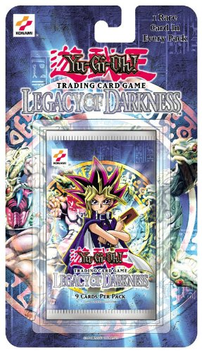 Yu-gi-oh! Tcg, Legacy of Darkness Booster Blister Pack