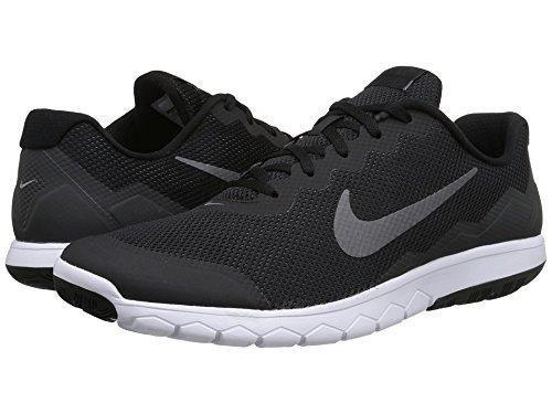 Mens Flex Experience Run Sport Entraîneur Chaussures BLACK/ANTHRACITE/WHITE/MTLC DARK GREY
