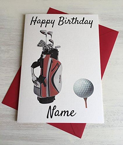 golf-personalisierbar-premium-elfenbeinfarben-geburtstagskarte