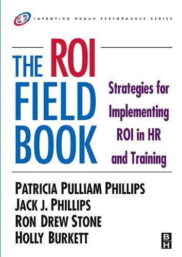 The ROI Fieldbook (English Edition) de [Phillips, Patricia, Phillips, Jack